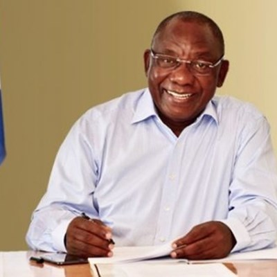 Ramaphosa: Renewable power sources are the way to growth