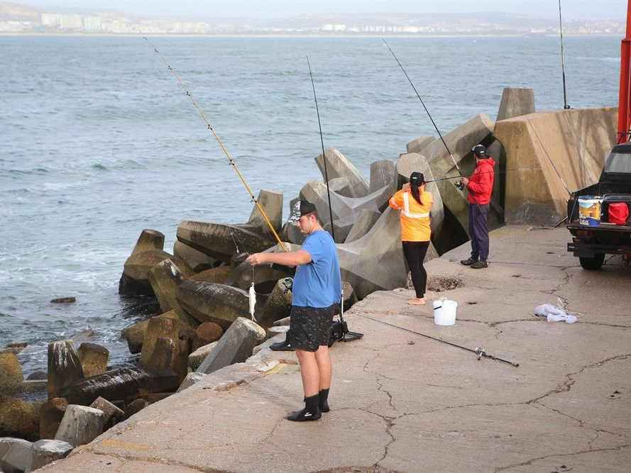 June charity fishing competition