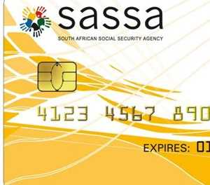 No more benefit on old Sassa cards