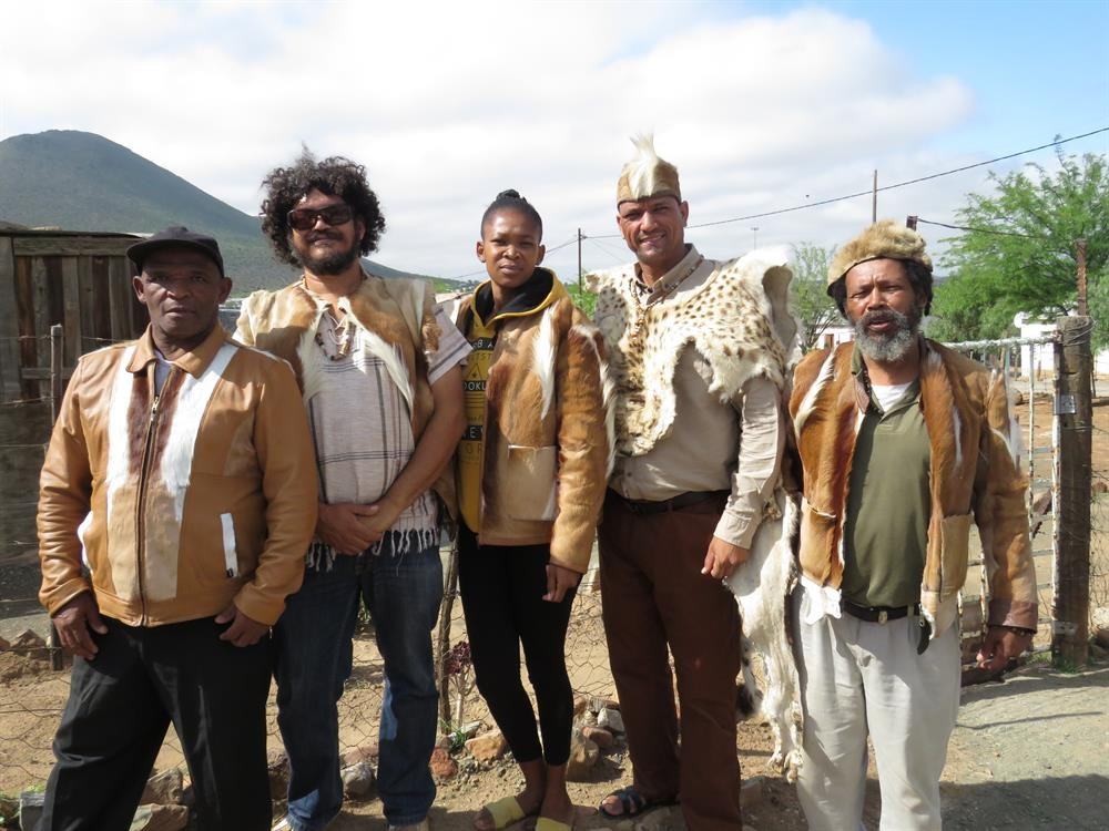Khoisan takes rights to the EC people