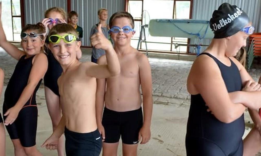 Swemgala groot pret