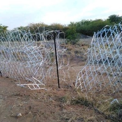 R37m wasted on fence that barely slowed down illegal immigration – Mashaba
