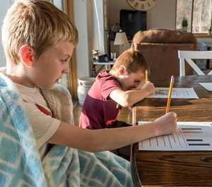 How to set up home schooling for your children