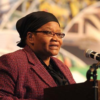 Hackers hurl racial abuse at Thandi Modise during virtual meeting