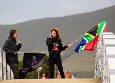 Convoy against farm murders and gender-based violence
