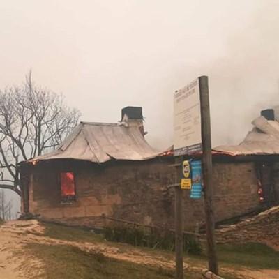 Geliefde Tolhuis brand af