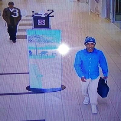 Selfoonwinkel in mall beroof