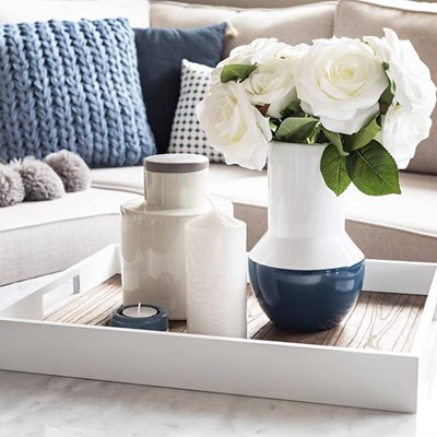 Warm your home with winter décor