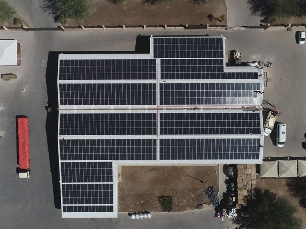 Montego reduces carbon footprint