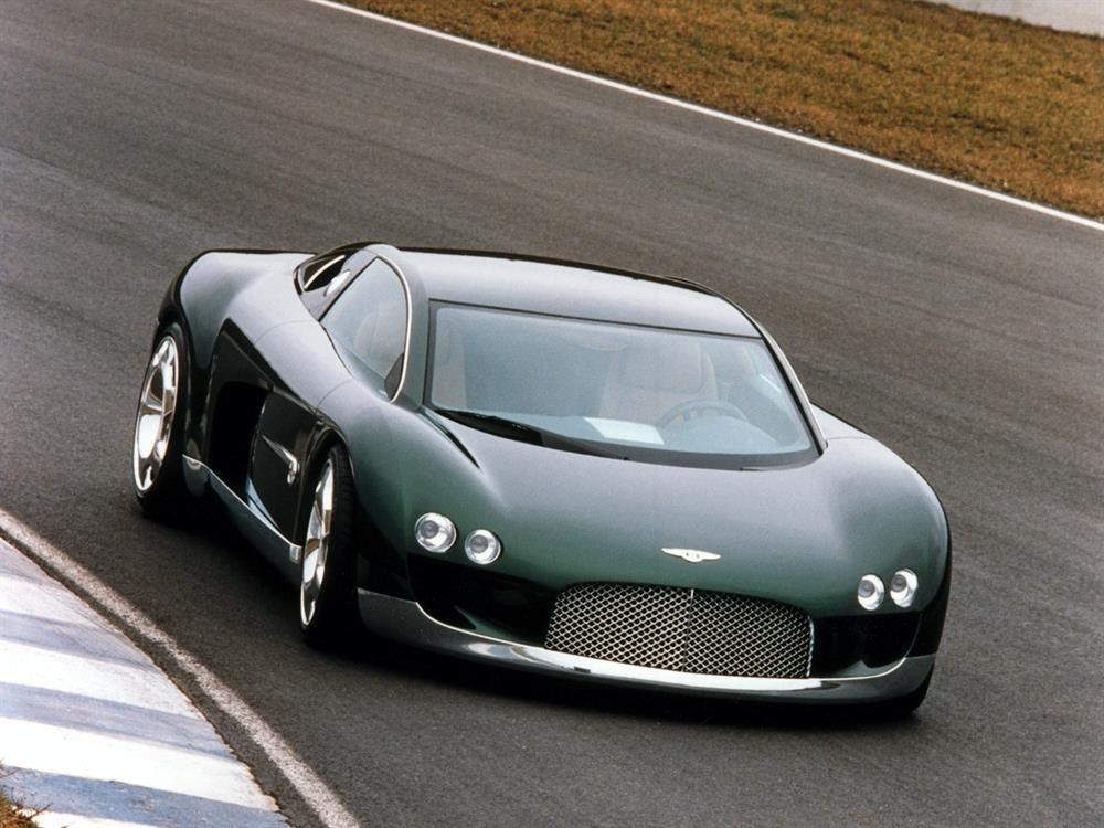 Dream of a Bentley led to another supercar