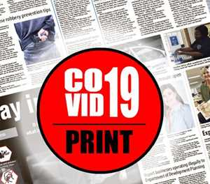 Covid-19 on print: Your newspaper is safe