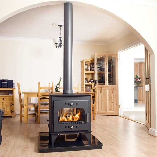 The worst places to install your fireplace
