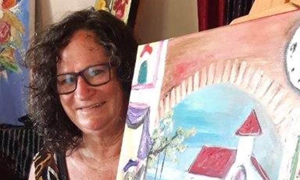 Riversdal-kunstenaar Marilise Lombard