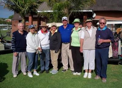 Alzheimer's SA Golf Day at Dolphin's Creek Golf Club