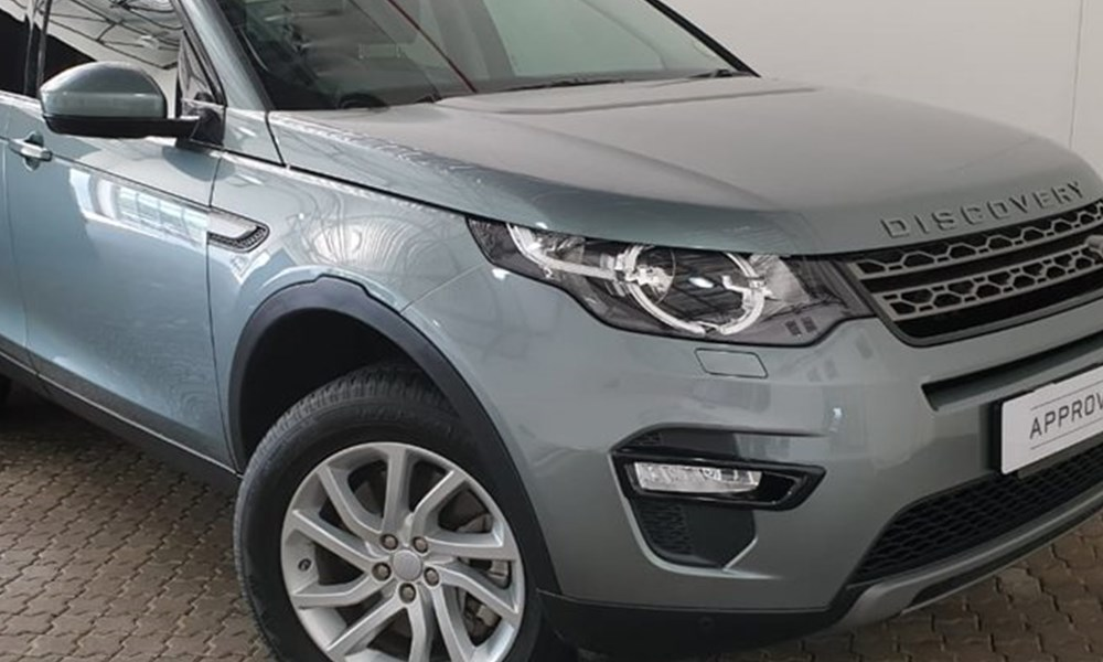Motus Land Rover George | Pick of the Week |Land Rover Discovery