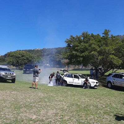 Tactical training for Plett crime fighters