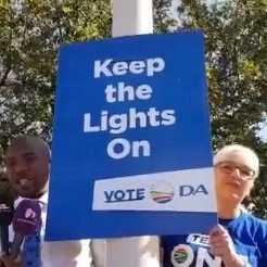 Maimane demands 'national shutdown'