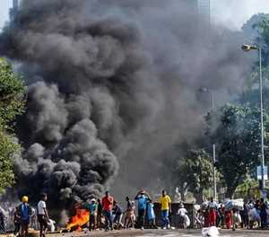 KZN declares state of disaster following violence, looting
