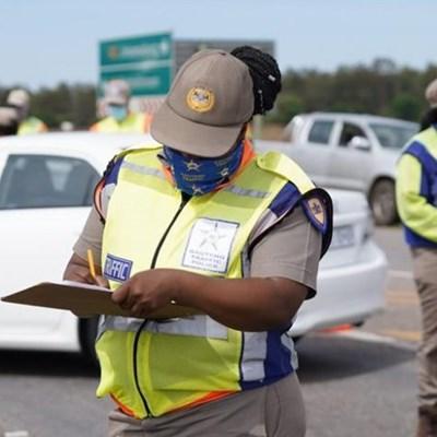 Gauteng Traffic Police urge adherence as people return to work