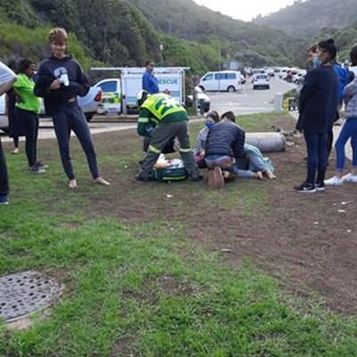 Boy seriously injured at Vic Bay
