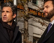 5 things you need to know about Patrick Dempsey's devilish new role