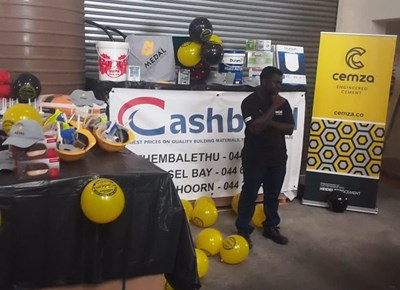 Cashbuild: Thank you for your support!
