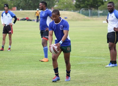 Sky Blues wins rugby tournament