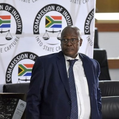 Was Brian Molefe's testimony at Zondo inquiry interrupted to protect Ramphosa?