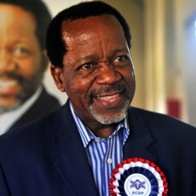 'Jesus practised democracy': ACDP's Meshoe changes tune on Ancestors Day