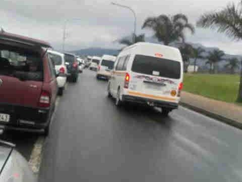 The struggle continues for road users