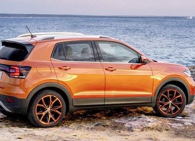 Mosselbaai Volkswagen  | Pick of the Week | VW T-Cross 1.0 TSI Highline DSG