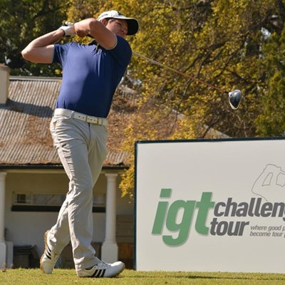 Korb cruises to two-shot lead in IGT Irene