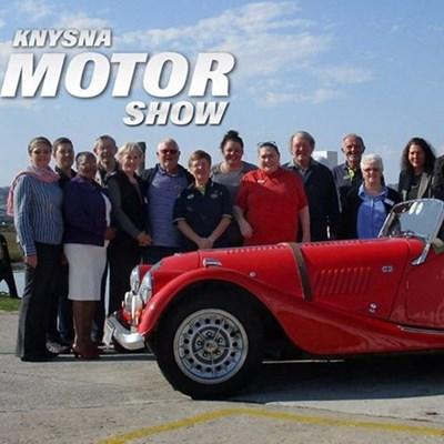 Motoring greats head for Knysna
