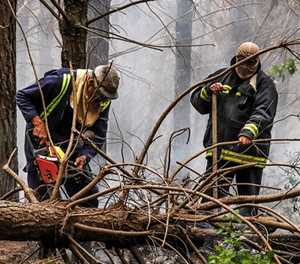 Garden Route fire update: Tuesday