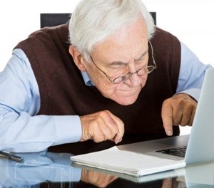 6 tips for seniors using the internet