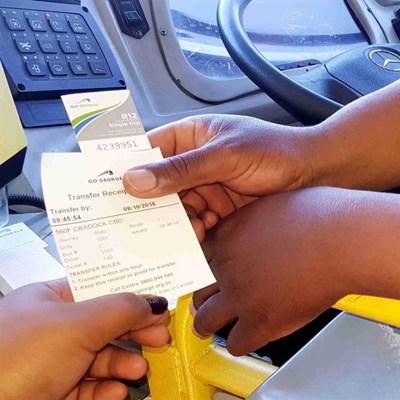Slimkaart: Busse reg vir oorskakeling