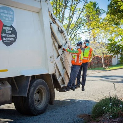 Public holiday refuse removal
