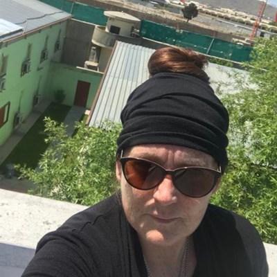 Hoop vir vrou in Afganistan