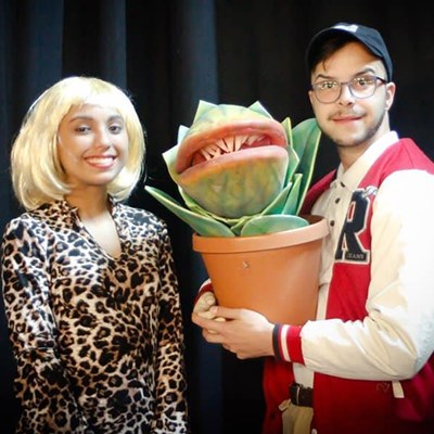 'Little Shop of Horrors' on stage soon