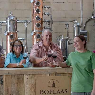 Boplaas-whisky presteer internasionaal
