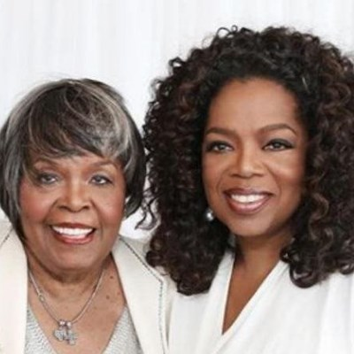 Oprah Winfrey's mom died on Thanksgiving Day