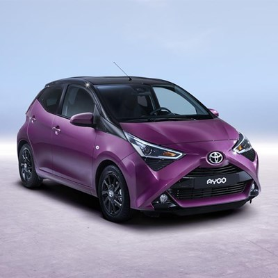 Toyota Aygo introduced to the world at Geneva Motor Show