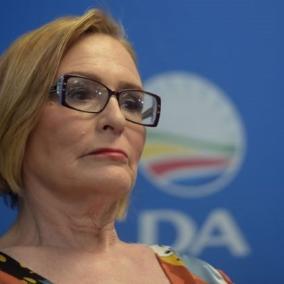 Helen Zille accuses Malema of 'hate speech', waits for 'outcry'