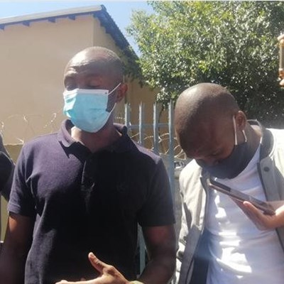 Cele visits Croydon family after man is shot and killed during Braamfontein protest