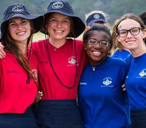 Oakhill's inter-house a colourful event
