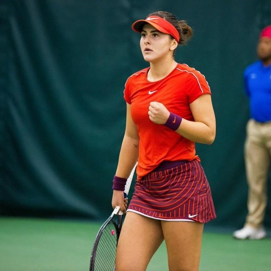 Andreescu keen to ensure injuries don't block her meteoric rise
