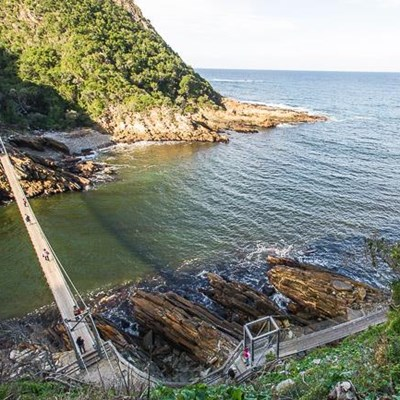 Garden Route national parks open for free