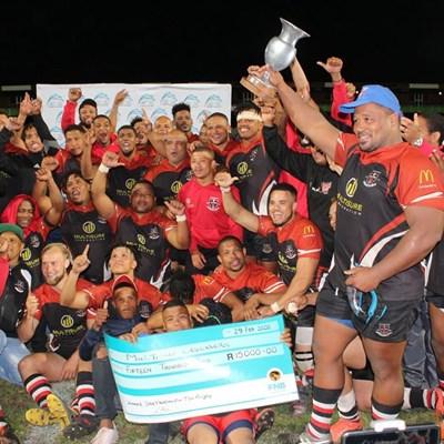 Multisure Crusaders wen T20-rugbytoernooi