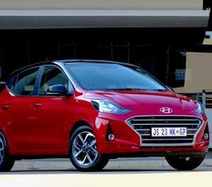 Hyundai Grand i10 A cool city slicker