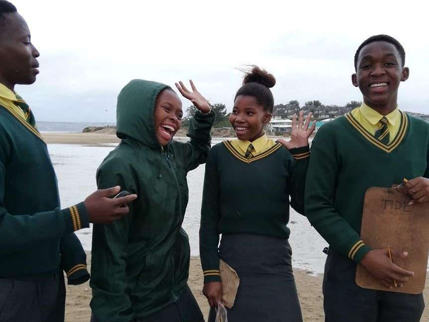 Marine programme for youth well under way